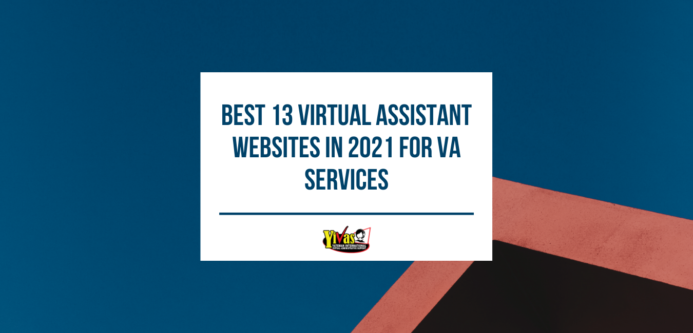 Best 13 Virtual Assistant Websites in 2021 for VA Services