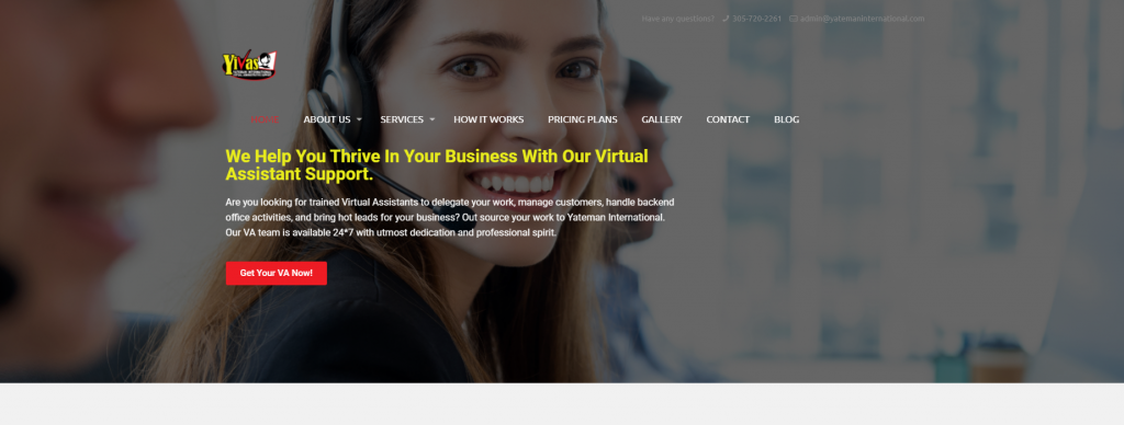 most reliable and cheap virtual assistant company